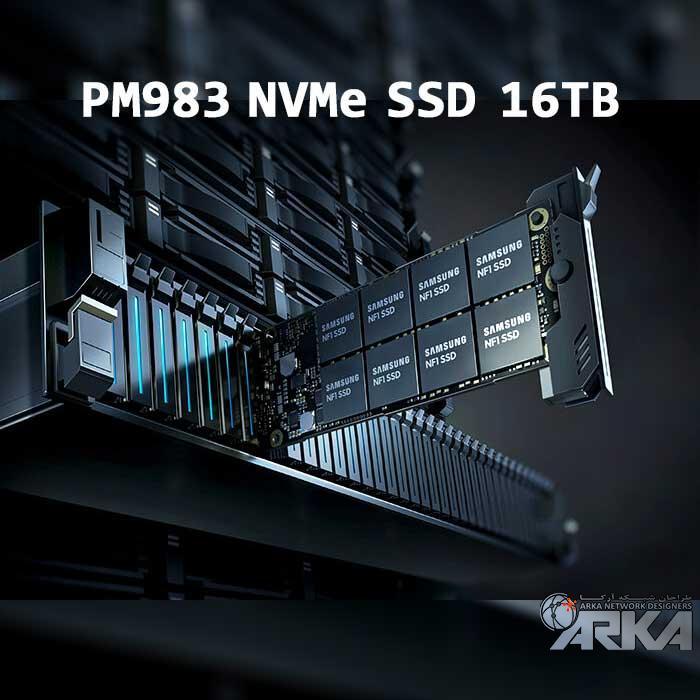 هارد سرور SSD NF1 سامسونگ