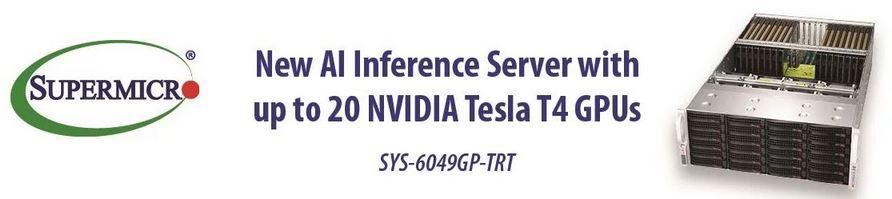 سرور سوپرمایکرو SYS-6049GP-TRT