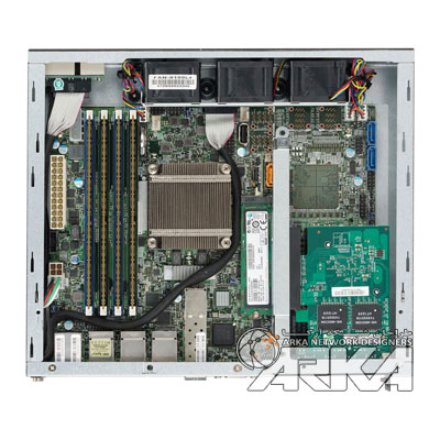 سرور سوپرمایکرو SuperServer E300-9D