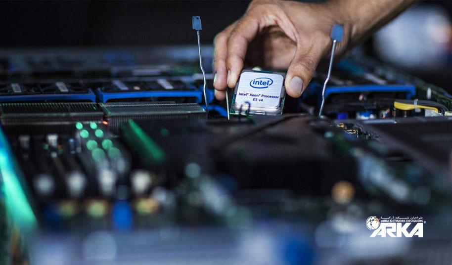 پردازنده xeon چیست