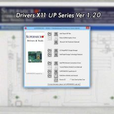 Driver-X11-UP-Series-Ver-1.20