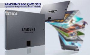 هارد اس اس دیسامسنوگ QVO 860