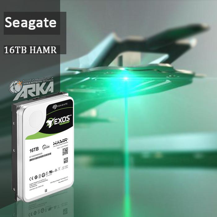 هارد دیسک Seagate 16TB HAMR