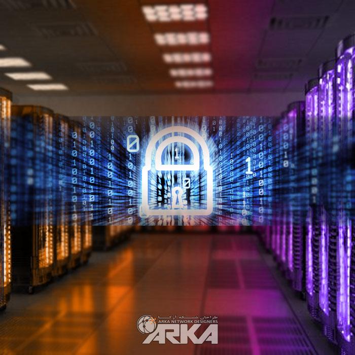 امنیت و ویژگی های اتاق سرور
