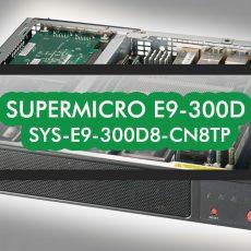 سوپرمیکرو E300-9D SYS-E300-9D-8CN8TP