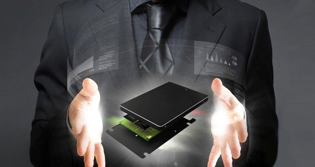 ظرفیت و سرعت استوریج و هارد دیسک ها