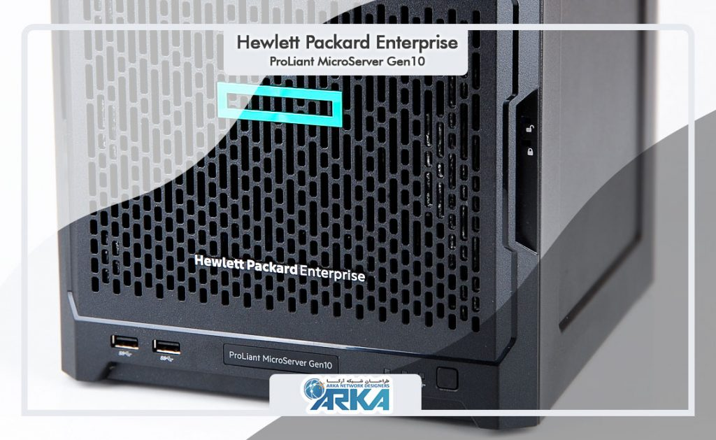سرور اچ پی ProLiant MicroServer Gen10