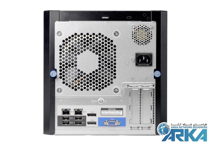 کانکتور و سوکت های سرور اچ پی ProLiant MicroServer Gen10