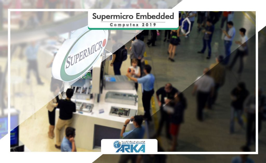 محصولات embedded سوپر میکرو